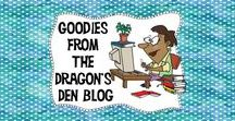 Goodies From the Dragon's Den Blog! / Get tons of freebies, great ideas, web links, and games!