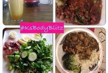 KS Body Blitz / Pre December body blitz 2 week challenge
