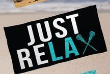 Sports Printed Towels / Show your love for the game at the beach, pool or around the house! These generous 30 X 60 terry velour towels features a top ChalkTalkSPORTS design, and you can even add your name, team name, jersey number, and/or logo!  These personalized beach towels make great gifts for that special athlete in your life!  Only from ChalkTalkSPORTS.com!