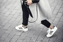 ADANOLA #SPORTS / Sportswear, out and about.