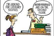 Just for Fun / Quotes and humor about books and libraries.