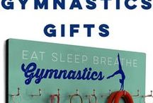 Gymnastics Gifts / Anything and everything a gymnast, gymnastics fan, or gymnastics coach could love!