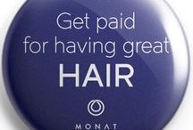 """MONAT """"FOR THE LIFE OF YOUR HAIR"""" /  Revolutionary Hair care treatment systems that Restore  Replenish and Revitalize . Our products are clinically tested to make your hair stronger, longer and healthier or you money back. We Are Modern Nature #Monatglobal sherrygarneau.mymonat.com"""