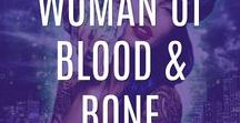 Woman of Blood & Bone (Rogue Ethereal, #1)