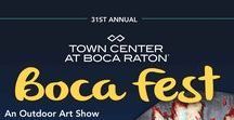 Art Festival: Boca Fest / Annual Boca Fest at The Town Center Mall Winter  For dates and more information visit: http://www.artfestival.com/calendar/art