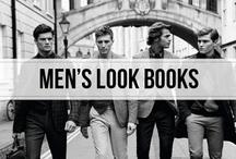 men's look book  / menswear at its best