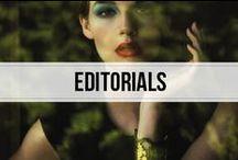 editorials / our favorite editorials. #fashion fantasy.