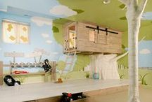 Kids rooms / How to decorate your #kids rooms