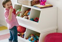 Storage for home / by Amy Laker Monsour