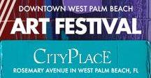 Art Festival: Cityplace / CityPlace Art Fair West Palm Beach, Florida  Spring  For dates and more information visit: http://www.artfestival.com/calendar/art