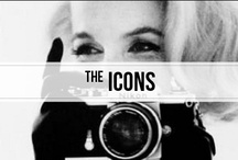 icons / they had style. they had class. and they will forever remain icons. #fashion / by FACTORY PR