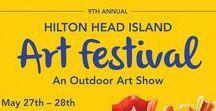 Art Festival: Hilton Head / Annual Hilton Head Island Art Festival, Hilton Head, SC, May 27th & 28th, 2016, for dates or more information visit: http://www.artfestival.com/calendar/festival