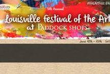 Art Festival: Louisville / Annual Louisville Festival of the Arts, Louisville, KY, June 18th & 19th, 2016, for dates or more information visit: http://www.artfestival.com/calendar/festival