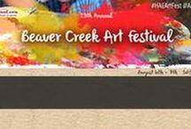 Art Festival: Beaver Creek (August) / 29th Annual Beaver Creek Art Festival  Summer  For dates and more information visit: http://www.artfestival.com/calendar/art