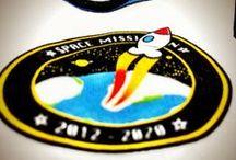 Little astronauts / #astronauts #kids #niños #astronautas