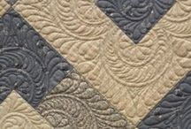 Quilting - hand and machine quilting designs / by Jean Hunter