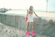 Women fashion / Last trend for women from all around the world