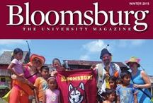 The University Magazine / by Bloomsburg University