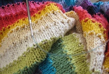 knitting / by Jennifer Rice