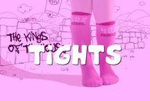TIGHTS The Kings of the house / #girls #socks #kids #clothes #niños Tights The Kings of the house #tights www.thekingsofthehouse.com