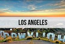los angeles / the city of angels #LA
