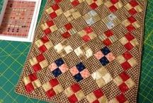 Doll Quilts / Charming doll quilts from the past to the present.