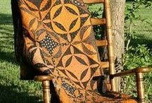Fall Quilts / Oh, the weather outside is colder....