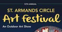 Art Festival: St. Armands / St. Armands Circle Art Festival, Sarasota, FL, January 27th & 28th, 2018,  for dates or more information visit: http://www.artfestival.com/calendar/festival