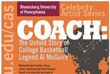 Celebrity Artist Series / by Bloomsburg University