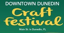Art Festival: Dunedin / Dunedin Art Festival, Dunedin, FL, January 6th & 7th, 2018, for dates and more information visit: http://www.artfestival.com/calendar/festival