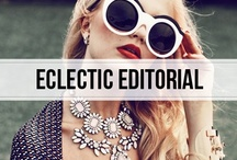 eclectic editorial