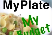 """MyPlate on My Budget / Our Goal: feed our families quality wholesome food, follow the USDA MyPlate recommendations, but spend only the USDA's """"Thrifty"""" food budget. Is is possible? Let's find out!"""