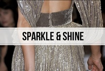 sparkle & shine / all that glitters, shimmers and blings