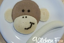 Kid's Fun Food / by Leanna