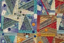 Quilts - Asian fabrics / by Jean Hunter