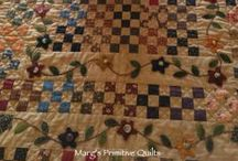 Decorating with Quilts / by Margaret Desjardine