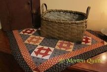 QuilTs By Jo Morton I LoVe / Fabric, pattern and designs I LoVe!