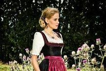 Fashion - Dirndl Dresses / by Jana Parma