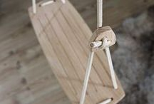 Lillagunga | GRAND swing seat / Lillagunga Grand, the most elegant swing for grown-up kids and adults.