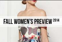 fall 2014 women's preview