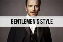 gentlemen's style / how to be a gentleman