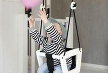 Lillagunga | TODDLER baby swing