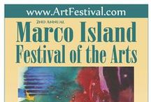 Art Festival: Marco Island / Marco Island Festival of the Arts, Marco Island , March 14th & 15th, 2015, for dates or more information visit:  http://www.artfestival.com/calendar/festival
