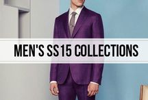 Men's S/S 2015 Collections
