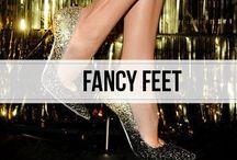 fancy feet