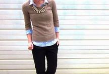 For My Stitch Fix Stylist / A board highlighting clothing and accessories that are my style.