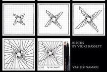 Patterns ● Tangle Patterns ●