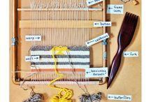 Weaving ● Loom ●