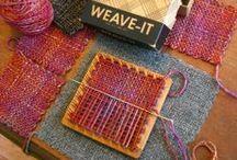 Weaving ● Pin Loom Weaving ●