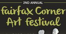 Art Festival: Fairfax Corner / Fairfax Corner Art Festival, Saturday, April 29th & 30th, 2017, for dates and more information visit: http://www.artfestival.com/calendar/festival
